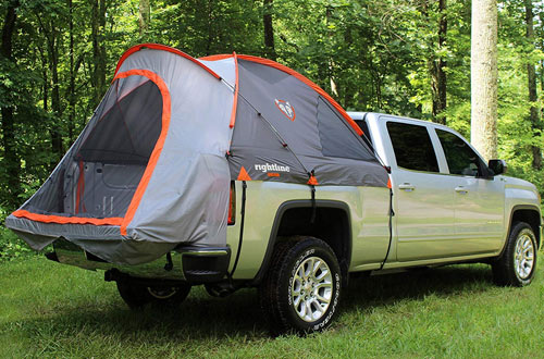 Rightline Gear Full-Size Standard Bed Tent for Pickup