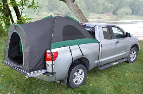 Guide Gear Full-Size Truck Bed Pop up Tent