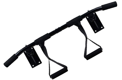 Black Marlin Sporting Goods New Pull Up and Chin Up Bar