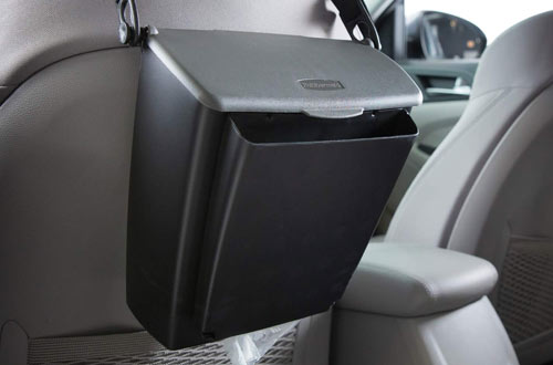 Rubbermaid Waterproof Automotive Hanging Trash Can