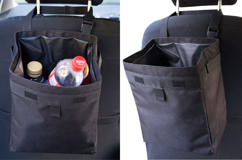 Hominize Extra Large Trash Can for Car - Waterproof Garbage Bag