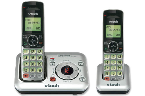 VTech CS6429-2 Cordless Phone with Answering System and Caller ID