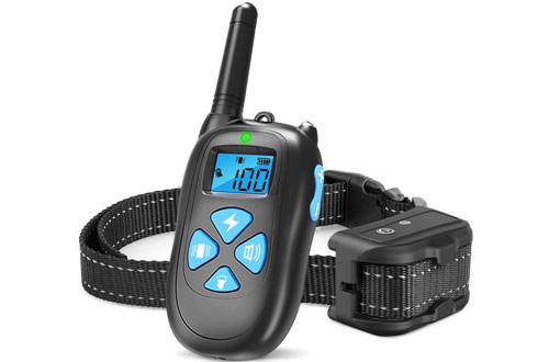 SEALODY Rechargeable Training Collar for Dogs