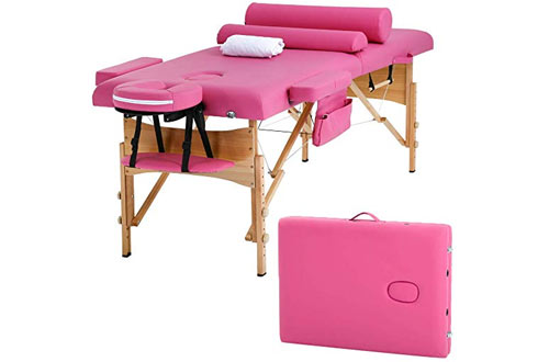 BestMassagePortable Massage Table / Massage Bed Spa Bed