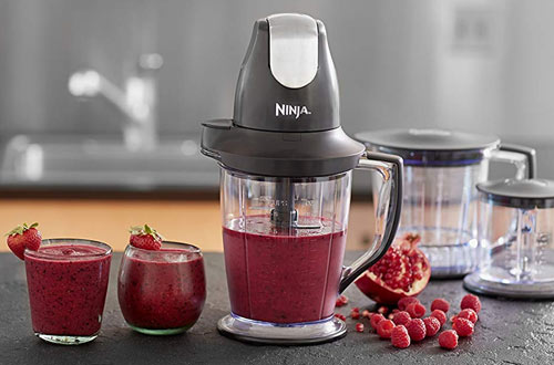 Ninja Blender/Food Processor for Shakes, Smoothies and Meal Prep