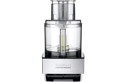 Cuisinart 14-Cup Food Processor - Brushed Stainless Steel