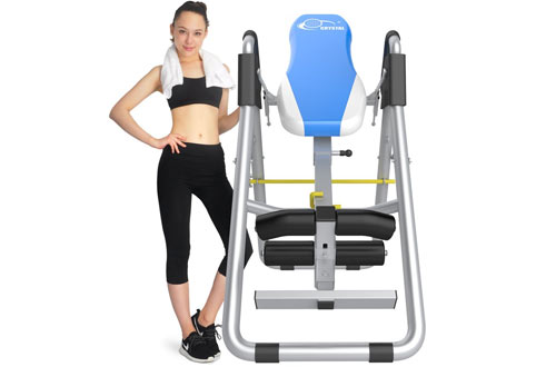 Heavy Duty and Height Adjustable Inversion Table – Ainfox
