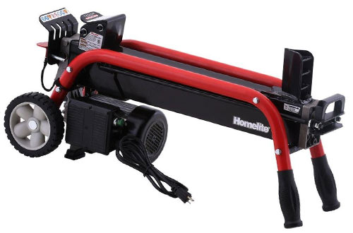 Homelite UT49103 5-Ton Electric Log Splitter