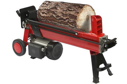 ALEKO 4-Ton Electric Wood Splitter Logsplitter