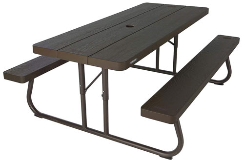 Lifetime 6-Inch Folding Picnic Table