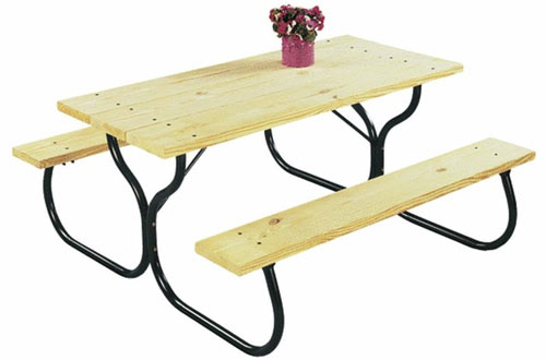 Jack Post FC-30 Convertible Picnic Table