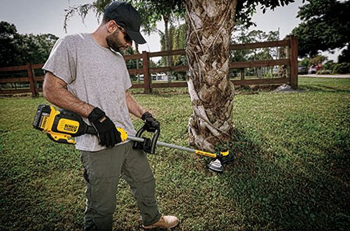 DEWALT DCST920B 20V MAX Lithium-Ion XR Brushless String Trimmer
