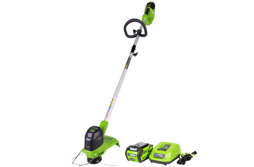 Greenworks Cordless 2.0 AH Battery String Trimmer
