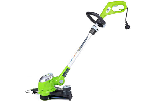 Greenworks Corded Electric String Trimmer