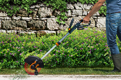 WORX WG163 GT 3.0 20V 12-Inch Cordless String Trimmer & Edger