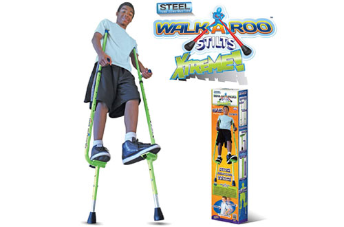 Geospace Steel Balance Stilts with Height Adjustable Vert Lifters