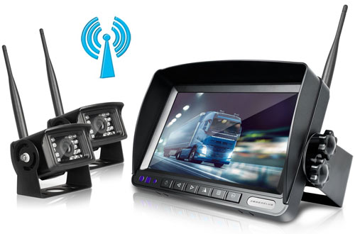 ZEROXCLUB Wireless Backup Camera System