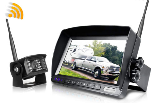 ZEROXCLUB Digital Wireless Backup Camera System