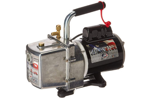 Top 10 Best AC Vacuum Pumps with Manifold Gauge Sets Reviews In 2019