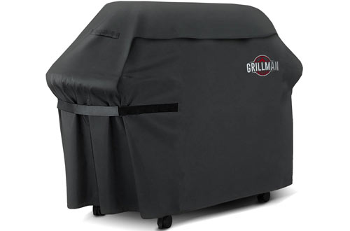 Grillman Premium Gas Grill Cover for Weber, Brinkmann & Char-Broil