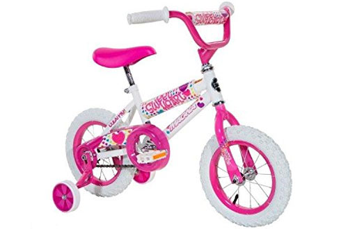 Magna Sweet Heart Girls 12-Inch Toddler Bike