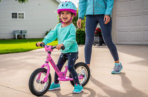 "Schwinn kids Bike with 12"" Wheels"