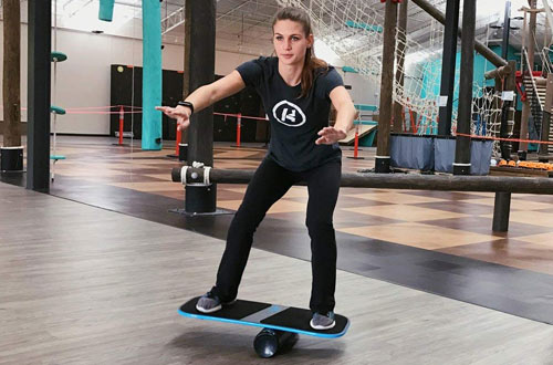 Revolution FIT Exercise Balance Board Training System