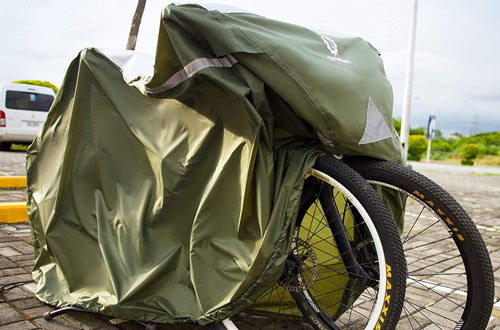 YardStash Extra Large Size Bicycle Cover for Beach Cruiser