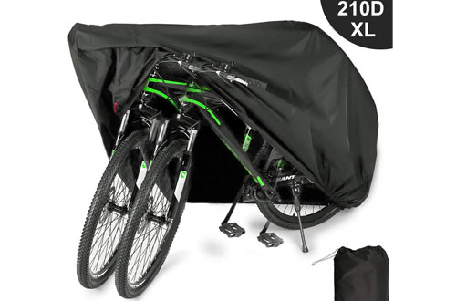 EUGO Outdoor bike covers