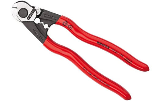 KNIPEX 95 61 190 US Wire Rope Cutters