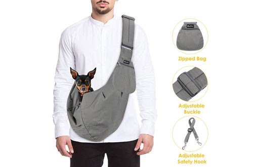 SlowTonHand Free Sling Adjustable Padded Strap Tote Bag