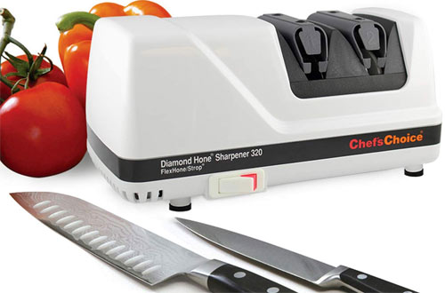 Chef'sChoice 320 D FlexHone Professional Compact Knife Sharpener