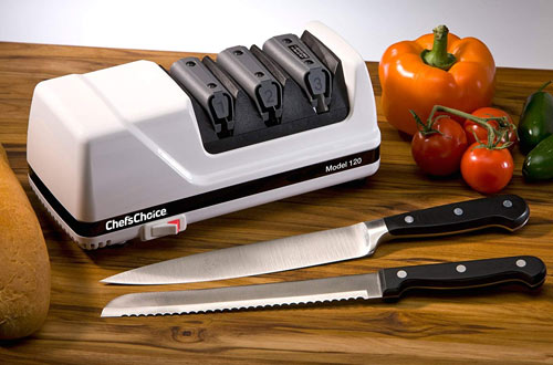 Chef'sChoice 120 Diamond Hone EdgeSelect Electric Knife Sharpener