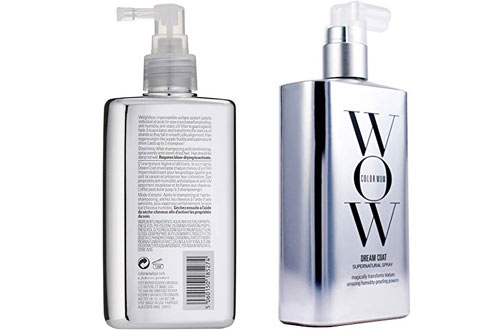 COLOR WOW Dream Coat Supernatural Spray for Humidity and Prevents Frizz