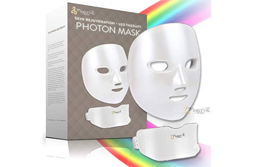 Project E Beauty 7 Colors LED Mask for Face and Neck