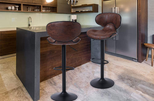Top 10 Best Modern Leather Bar Stools