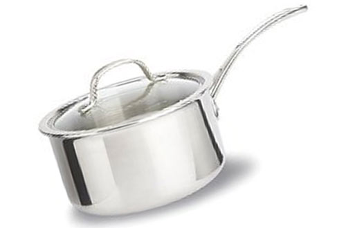Calphalon Tri-Ply Stainless Steel 2-1/2-Quart Sauce Pan