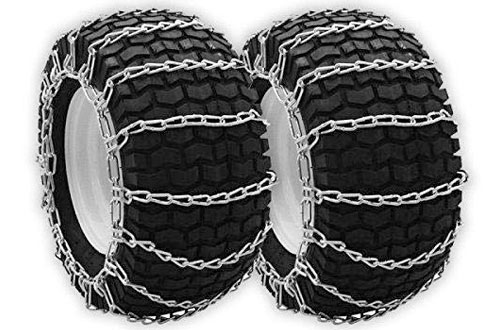 OakTen Set of Two Chain Tire