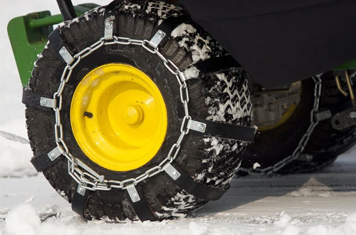 TerraGrips Steel Tire Chains