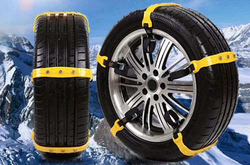 Mannice Traction Mud Snow Chains for Car and Truck