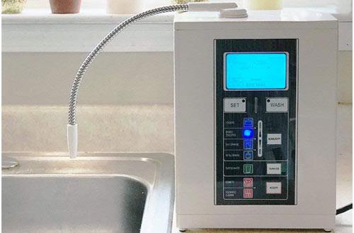 Aqua-Ionizer Pro Deluxe 7.0 Alkaline Water Filtration System