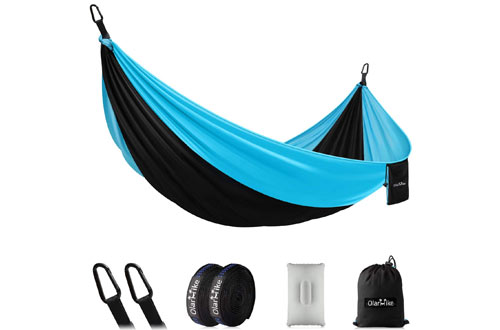 OlarHike Portable Single & Double Camping Hammock