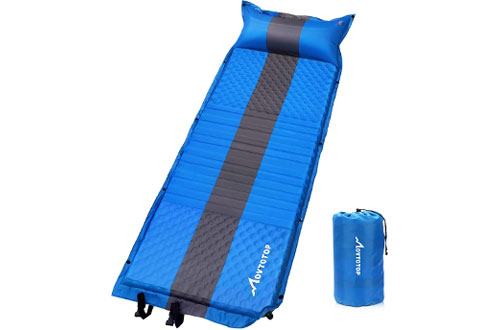 MOVTOTOP Self InflatingComfortable FoamSleeping forCamping