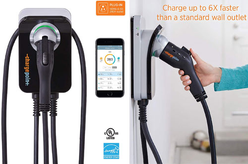 ChargePoint WiFi Electric Vehicle (EV) Charger