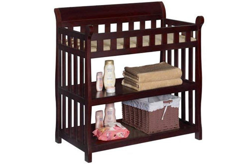 Delta Children Eclipse Changing Table with Drawer