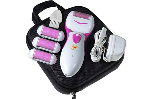 Foot Love Electric Rechargeable Pedicure Tool