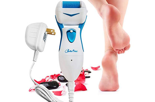Care Me Electronic Pedicure Foot File Remover
