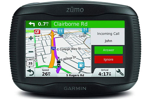 Garmin Zumo 395LM GPS for Motorcycle