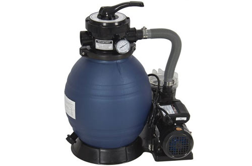 """Pro 13"""" Sand Filter Above Ground Swimming Pool"""