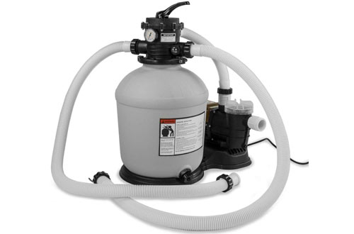 XtremepowerUS Swimming Pool Sand Filter